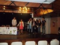 Estudantes e professora recebem menção honrosa em Congresso Internacional