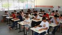 Estudantes realizam prova do PSCT 2012