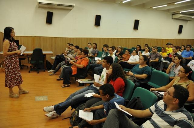 Fiscais do PSCT participam de reunião no Campus João Pessoa