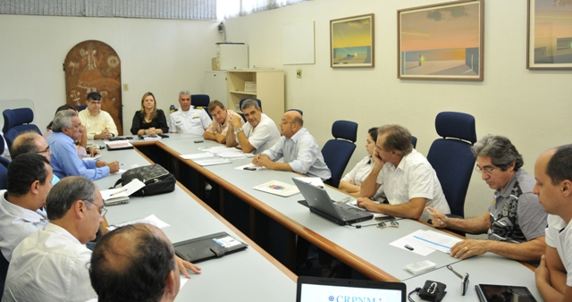 GT Interministerial se reúne no IFPB