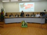 I Encontro Estadual do Fórum de Educação reúne autoridades no auditório do IFPB