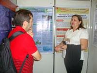 IFPB apresenta 25 trabalhos no primeiro dia da Mostra de Pôsteres do II FMEPT