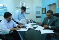 Convênio de cooperação é assinado com Unipê