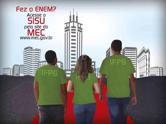 IFPB convoca candidatos do Sisu para 112 vagas no Ensino Superior