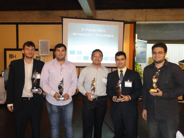 IFPB é campeão no Prêmio WEG de Inovação Tecnológica