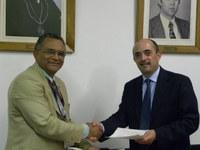 IFPB firma convênios com instituições educacionais em Portugal