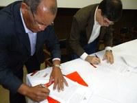IFPB, IFCE e prefeitura de JP assinam convênio para implantação de Sistema de Informação
