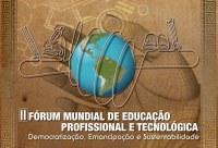 IFPB publica edital de seleção interna para participação no Fórum Mundial de Educação Profissional e Tecnológica