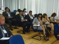 IFPB recebe educadores peruanos