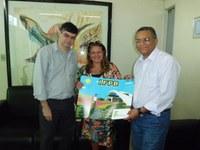 IFPB recebe visita de Secretária de Educação de Esperança