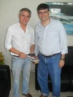 IFPB recebe visita do prefeito de Cabaceiras