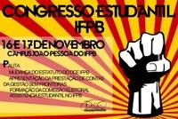 IFPB sedia Congresso Estudantil até este sábado
