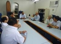 IFRN realiza visita técnica no IFPB para pesquisar sobre curso técnico