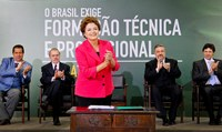 IFs-estratégia: Dilma sanciona projeto que cria o Pronatec