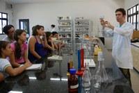 Inscrições abertas para bolsas do Pibid em Química