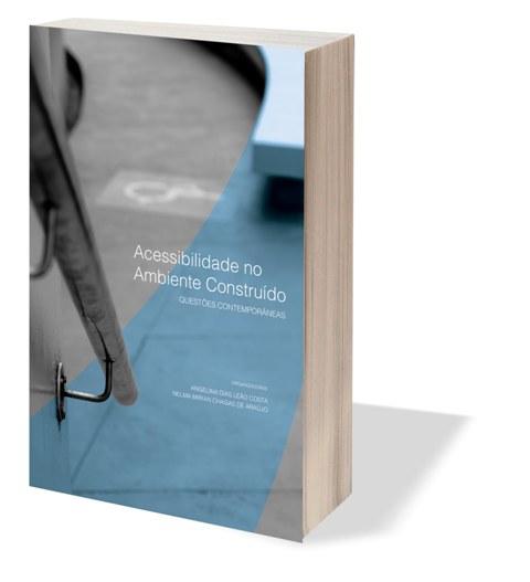 Livro aborda questões de acessibilidade no nosso país