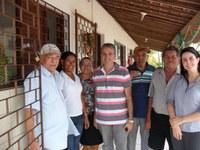 Natal Solidário do IFPB entrega alimentos arrecadados em campanha