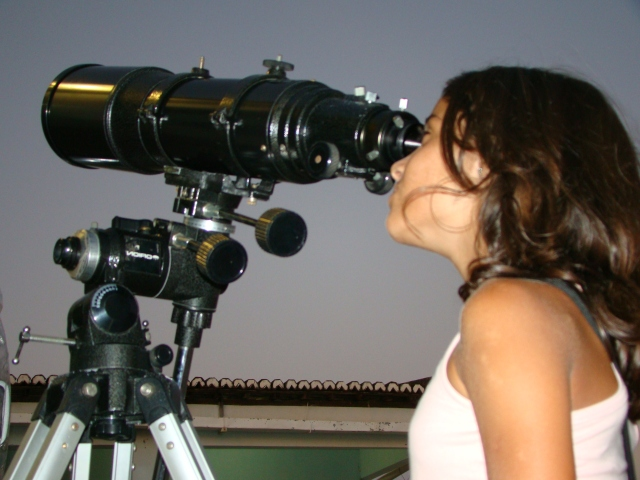 NEPA promove Curso de Capacitação em Ensino de Astronomia