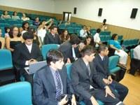 Novo comitê do Ramo Estudantil do IEEE toma posse
