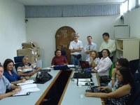 Novos gestores são apresentados em reunião na Reitoria