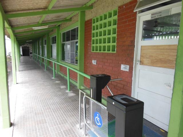 Obras de construção do novo restaurante do Campus João Pessoa vão mudar acesso de veículos