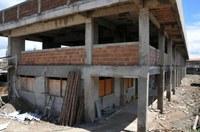 Obras de expansão no Campus Campina Grande estão em ritmo acelerado