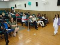 Palestra sobre Alimentação abre a comemoração do Dia do Servidor no IFPB