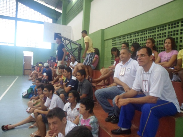 Partidas de Vôlei e Futsal pelos JIF movimentam o domingo no IFPB
