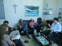 Prefeito eleito de Alagoa Grande visita o IFPB