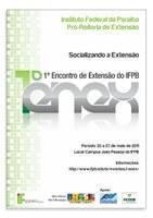 Pró-Reitoria de Extensão abre inscrição para o I ENEX