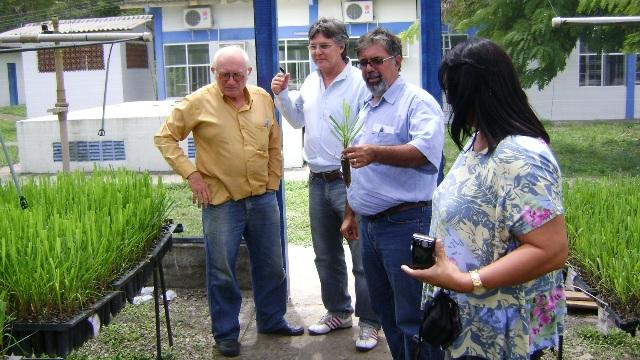Proext realiza visita técnica ao Instituto Agronômico de Pernambuco