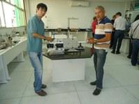Professores aprovam laboratórios da Cidepe