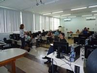 Professores da EaD participam de capacitação continuada