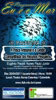 """Programa """"Eu e o Mar"""" promove palestra sobre pesca e meio ambiente em Cabedelo"""