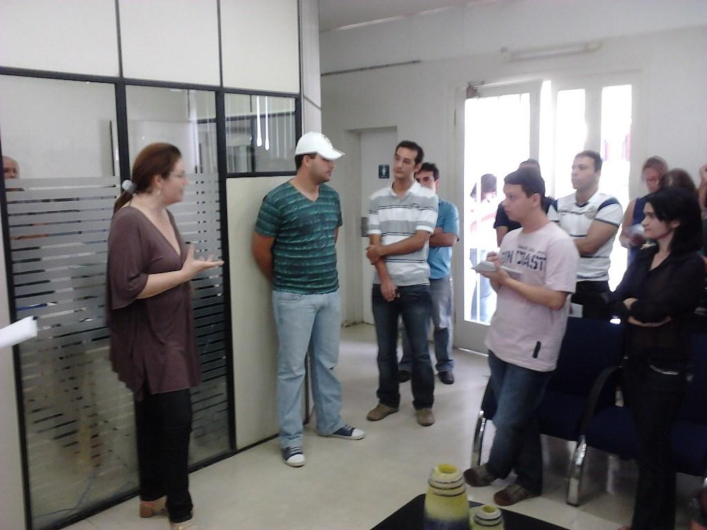 Programa de Ambientação para Novos Servidores é realizado na Reitoria