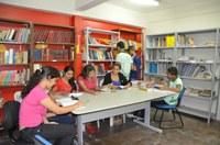 Projeto Sala de Leitura da Proext atende a alunos da comunidade