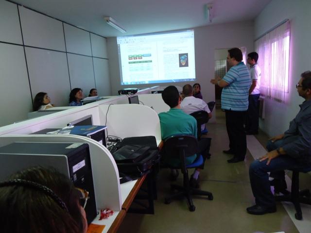 Projeto TICs na área de linguagens, códigos e suas tecnologias está na fase final de implantação