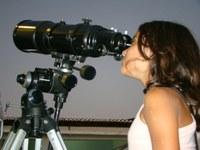 Prorrogadas as inscrições para o Curso de Astronomia Básica