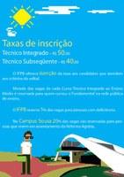 PSCT 2013: inicia prazo para solicitar cotas e isenção de taxa