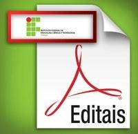 Publicado edital de homologação da Seleção Interna para Professor Pronatec