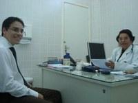 Realizado o primeiro grupo de consultas dos Exames Médicos Periódicos