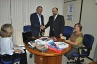 Receita Federal realiza doação de mercadorias ao IFPB