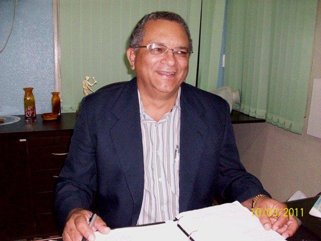 Reitor do IFPB cumpre agenda em Brasília