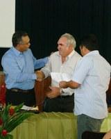Reitor do IFPB recebe título de Cidadão Catoleense