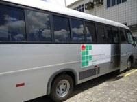 Reitoria anuncia chegada de 10 microônibus top de linha