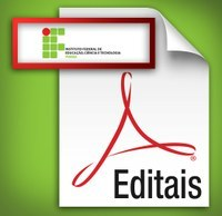 Resultado Preliminar do Edital nº 358/2013 é publicado