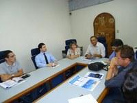 Reunião trata do andamento do processo de implantação do CRPNM