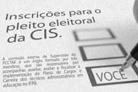Saiu a relação de candidatos a membros da CIS