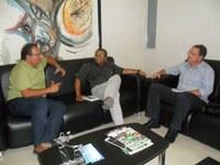 Secretário de Educação da Paraíba visita IFPB