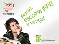 Segunda chamada do Sisu convoca 598 para Ensino Superior do IFPB
